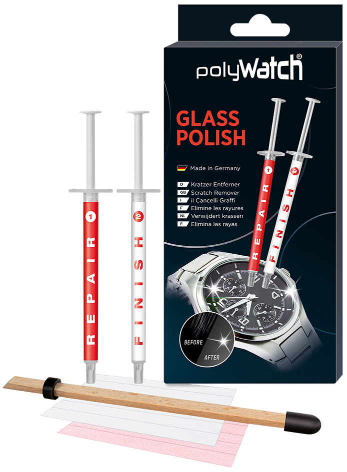 Polywatch Glass Set INT